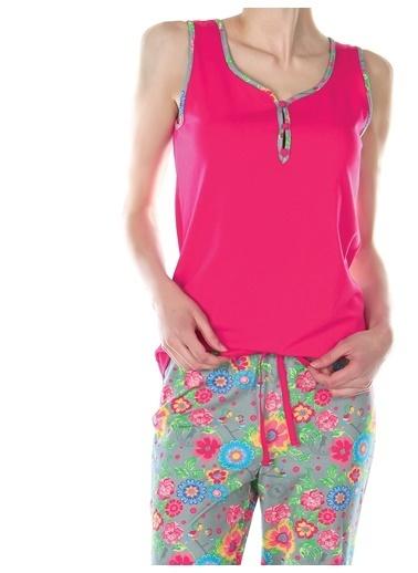 Doremi Amazon Pijama Takımı Fuşya